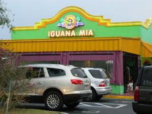Iguana Mia Mexican Restraunt
